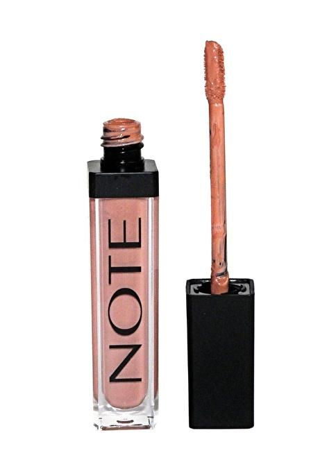 Note Long Wear Mat Lipgloss 401 Pembe